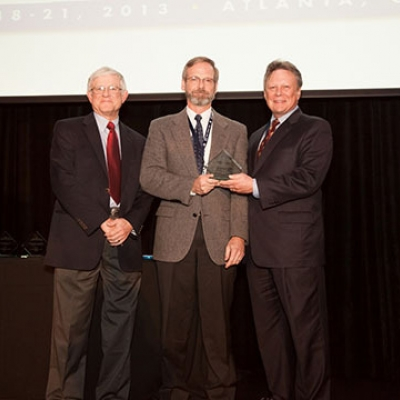 Natural Gas Vehicles for America Achievement Award